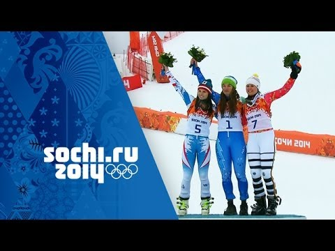 Ladies' Giant Slalom - Maze Wins Gold | Sochi 2014 Winter Olympics