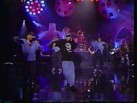 Marky Mark and The Funky Bunch on Arsenio Hall Show-You Gotta Believe