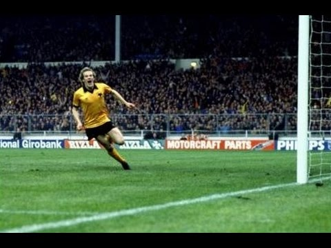 Wolves v Nottingham Forest, League Cup Final, 15th March 1980 [First Half]