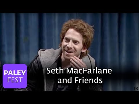 Seth MacFarlane And Friends - Politics, Religion, Censors (Paley Interview)