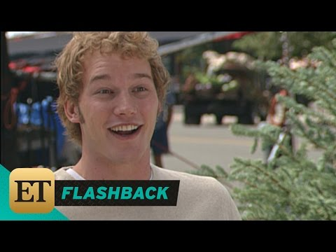 Chris Pratt's First ET Interview on the Set of 'Everwood'