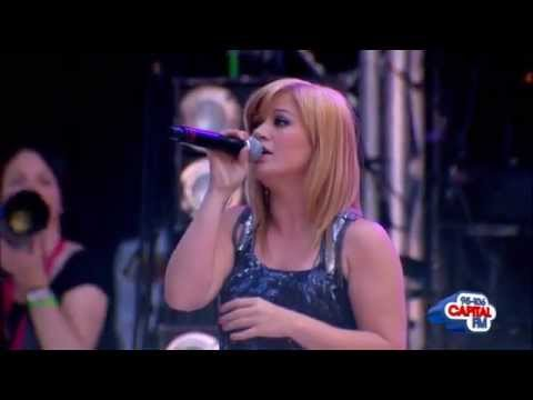 Kelly Clarkson - 'Darkside' at the Capital FM Summertime Ball 2012