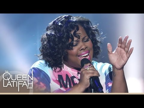 "Glee's Amber Riley Premieres ""Colorblind"""