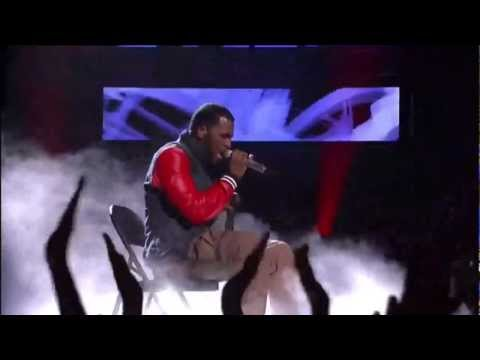 Jason Derulo - Undefeated ( Live at American Idol )