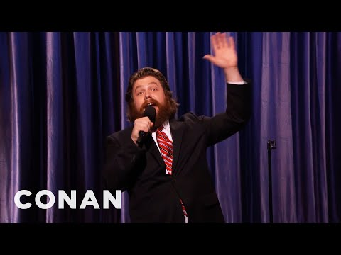 Dan St. Germain Stand-Up 10/13/14 - CONAN on TBS