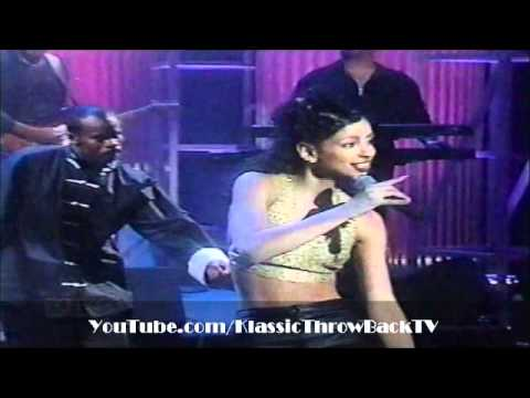 "Mya featuring Sisqo - ""It's All About Me"" Live (1998)"