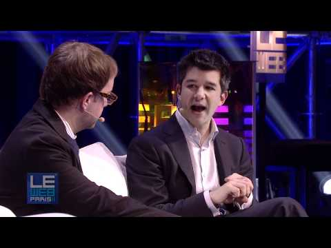 LeWeb 2011 Travis Kalanick, Co-Founder & CEO, Uber