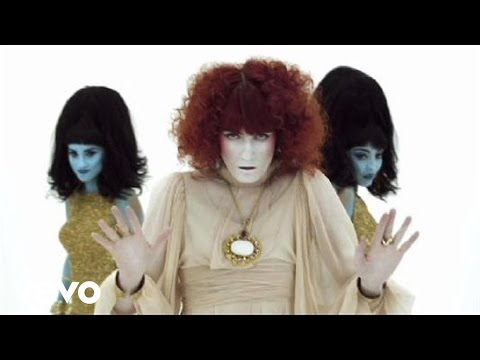 Florence + The Machine - Dog Days Are Over (2010 Version)
