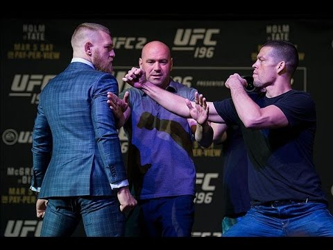 UFC 202: Tickets On-Sale Press Conference