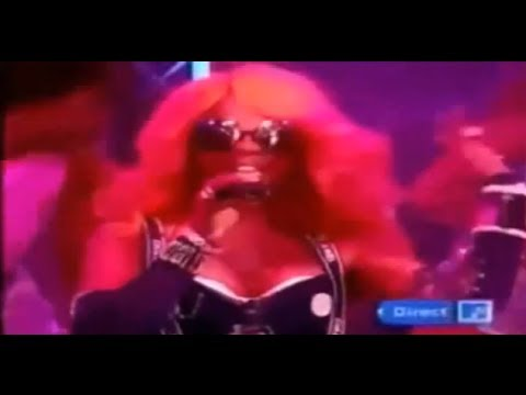 Lil' Kim - How Many Licks (Live on MTV Direct Effect) (2000)