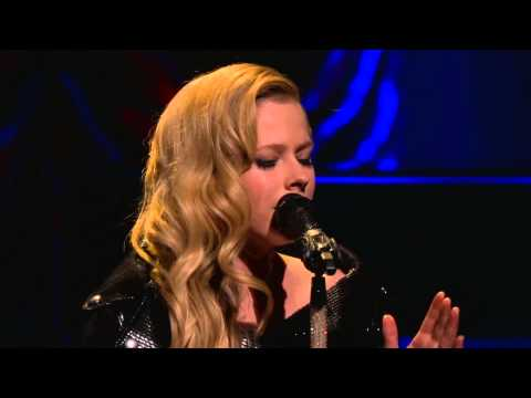 Avril Lavigne - Let Me Go @ Live at Conan 'O Brian 11/11/2013