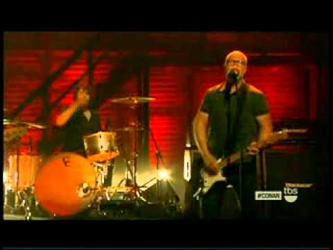 """Bob Mould - """"I Don't Know You Anymore"""" (Live on Conan)"""