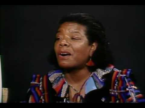 Maya Angelou - All God's Children Need Traveling Shoes - Part 1
