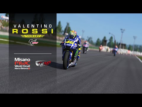 Valentino Rossi The Game - Misano Trailer