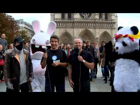Ubisoft CEO & EMEA Executive Director ALS Ice Bucket Challenge