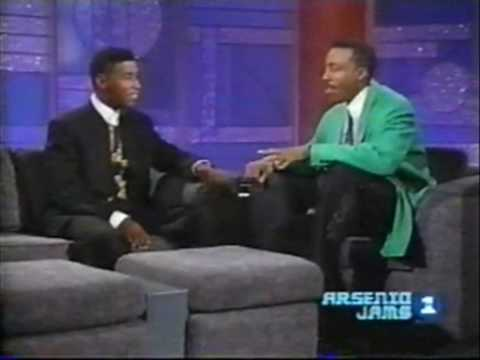 Babyface - Arsenio Hall Show Interview 1992
