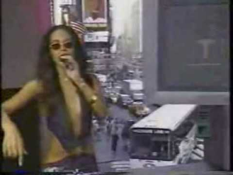 TRL Hosted By Aaliyah