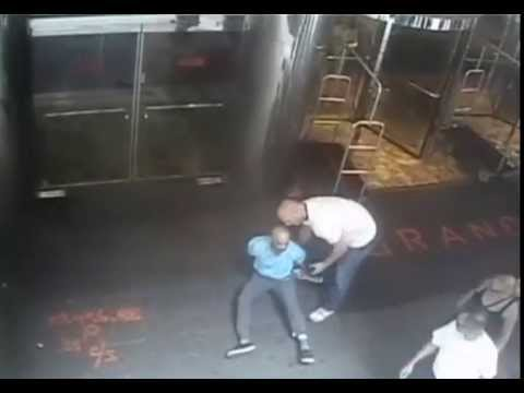 James Blake Arrest Surveillance Video