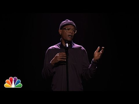 "Samuel L. Jackson Performs Slam Poem About ""Boy Meets World"""