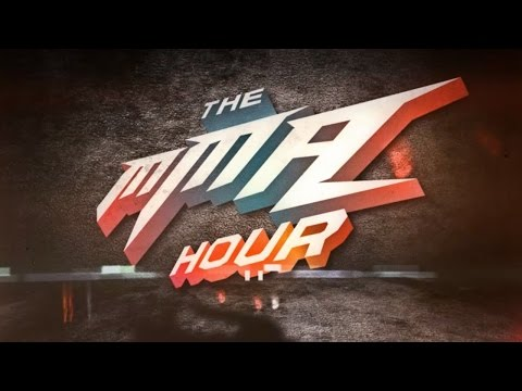The MMA Hour Live - August 15, 2016