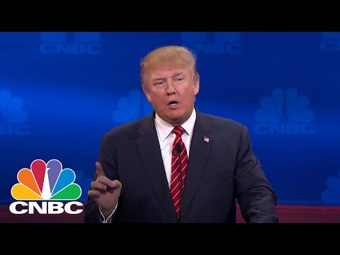 Donald Trump: My Greatest Weakness Is I Trust People Too Much | CNBC