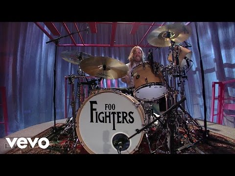 Foo Fighters - Stacked Actors (Live on Letterman)