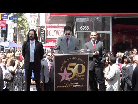 Marco Antonio Solis Honored with Hollywood Walk of Fame Star
