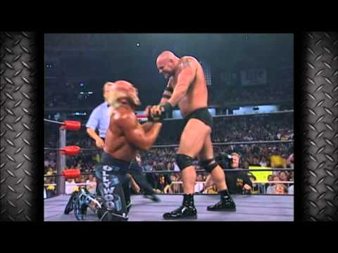 Goldberg vs Hollywood Hogan WCW Nitro 06/07/1998