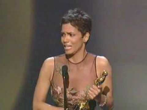Halle Berry Wins Best Actress: 2002 Oscars