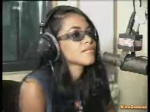 Aaliyah Interview ~ Skyrock 24min ~ Original & uncut