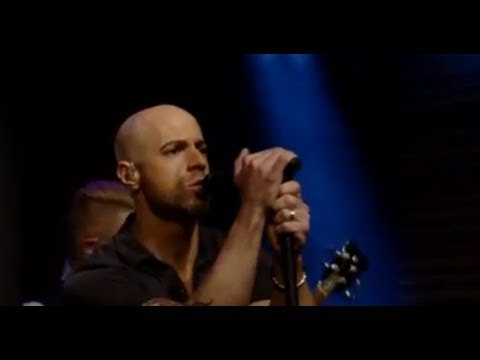"Daughtry - ""Battleships"" on LIVE with Kelly and Michael"