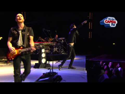 The Script - The Man Who Can't Be Moved (Live Performance, Jingle Bell Ball 2012)