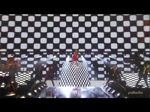 Jennifer Lopez - Get Right (Live on iHeartRadio Music Festival in 2011)