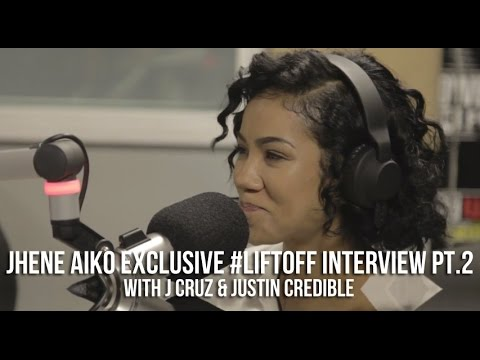 Jhene Aiko Exclusive Interview w/Power 106