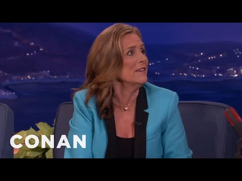 Meredith Vieira's Dog Will Eat Conan's Testicles