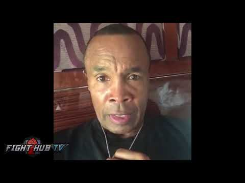 "Sugar Ray Leonard ""Very Impressed with Conor McGregor"" Gives Conor Respect"