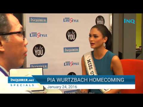 Miss Universe Pia Wurtzbach to pay taxes