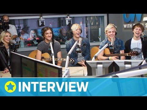 R5 On Touring Together I Interview Part 2 I On Air with Ryan Seacrest