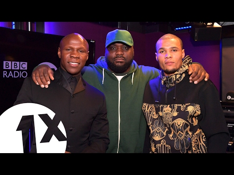 Chris Eubank Jr. talks winning the world title & knocking out Conor McGregor