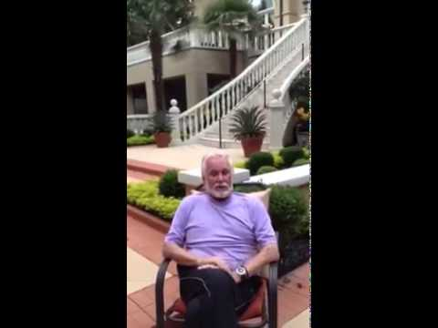 Kenny was challenged by Lionel Richie to do the ALS Ice Bucket Challenge,