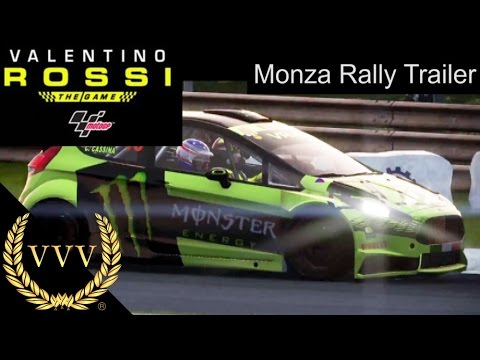 Valentino Rossi The Game Monza Rally Trailer