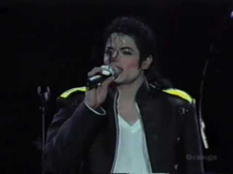 09.Jackson5 Medley -History Tour in New Zealand 1996- Michael Jackson