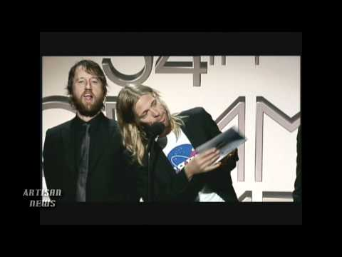 FOO FIGHTERS BIG GRAMMY NIGHT PROVES ROCK RELEVANCE