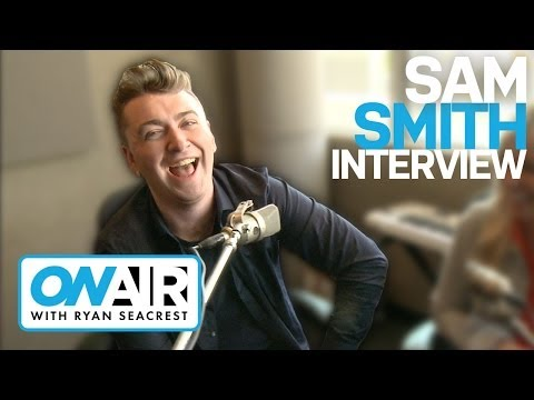 Sam Smith Tells All | Interview | On Air with Ryan Seacrest