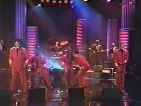 "1992 The Temptations / Medley (TV Live) on ""Arsenio Hall Show"""