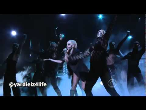 Lady Gaga - Marry The Night (Official Grammy´S 2011) Online Performance Official 2011-30-11 GRAMMYS