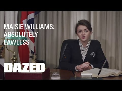 "Maisie Williams' New ""Kill List"" (Arya Stark, Game of Thrones)"