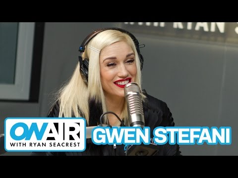 Gwen Stefani & No Doubt's New Music with Pharrell | On Air with Ryan Seacrest