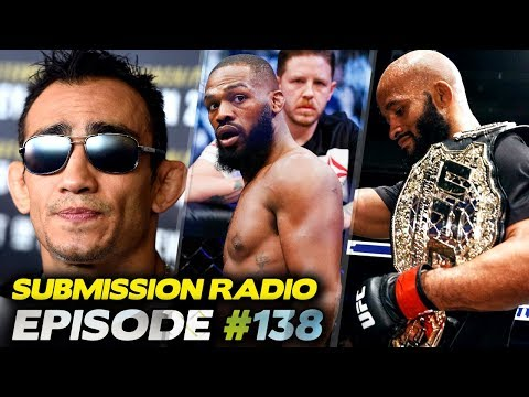 Submission Radio #138 Tony Ferguson, Ovince Saint Preux, Angel Hernandez, Damon Martin