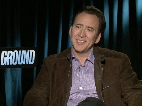 Nicolas Cage Talks 'The Frozen Ground,' His Unique Acting Style, and Reuniting With John Cusack